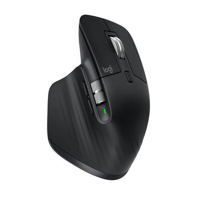 Logitech MX Master 3 Muis - Zwart