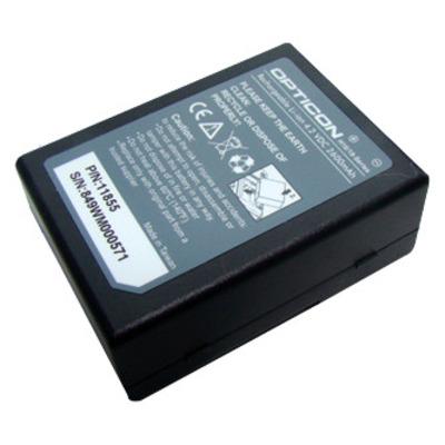 Opticon H16 High-capacity battery - Zwart