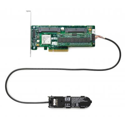 Hewlett packard enterprise netwerkchassis: Smart Array P400 512MB Battery Kit