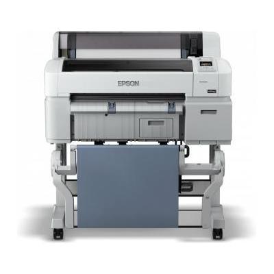 Epson grootformaat printer: SC-T3200 - Cyaan, Magenta, Mat Zwart, Foto cyaan, Geel