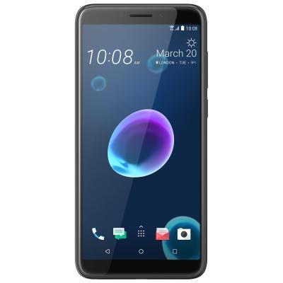 Htc smartphone: Desire 12 - Zwart 32GB