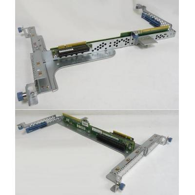 Hewlett Packard Enterprise PCIe riser board - With x8 and x16 slots - Includes bracket Slot .....