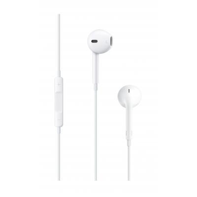 Apple headset: EarPods - Wit