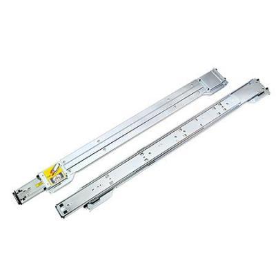 "Acti rack toebehoren: 48.26 cm (19 "") Rackmount Rails for ENR-180, ENR-180P, ENR-190 - Roestvrijstaal"