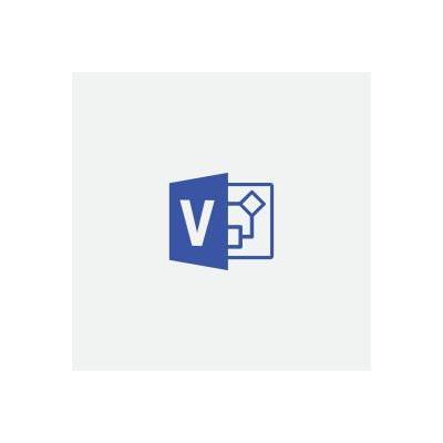 Microsoft Visio Standard 2019, OLP Software licentie
