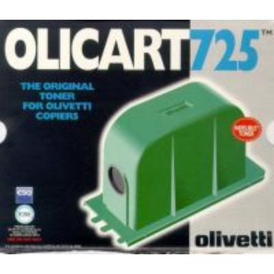Olivetti OliCart 725 Toner - Zwart
