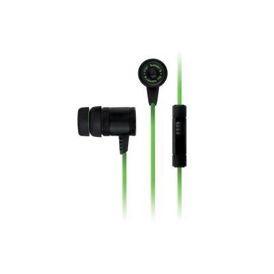 Razer headset: Hammerhead Pro - Zwart, Groen