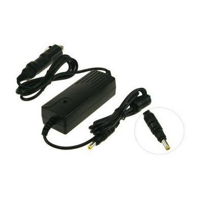 2-power netvoeding: Auto/Air Power adapter for netbooks, 9V, Black - Zwart