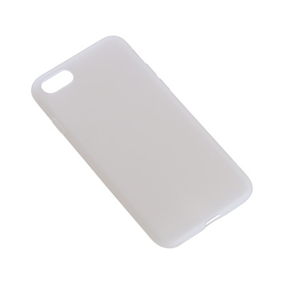 Sandberg Cover iPhone 7/8 soft White Mobile phone case - Wit
