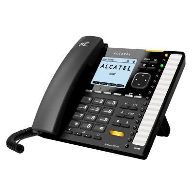 Alcatel IP telefoon: Temporis IP701G - Zwart
