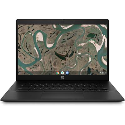 HP Chromebook 14 G7 Laptop - Zwart
