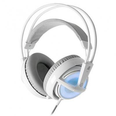 Steelseries headset: Siberia v2 Frost Blue