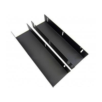 APG Cash Drawer Under Counter Mounting Bracket, fits Vasario 1313 size cash drawers - Zwart