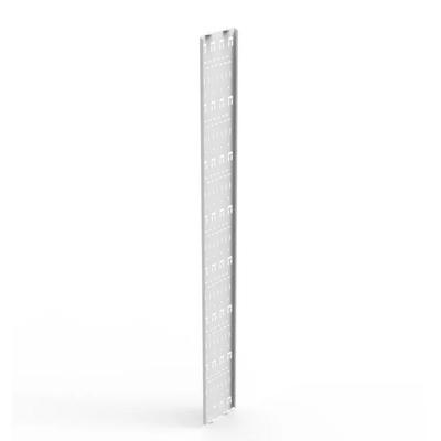 Minkels Kabelbaan 200mm wit voor 42HE Rack toebehoren