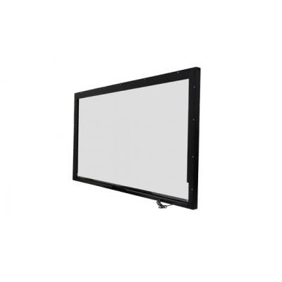 """Sony touch screen overlay: 165.1 cm (65 """") , IR, 8 ms, 10 points, USB HID, 1525 x 890 x 40 mm"""