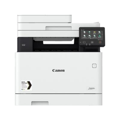 Canon i-SENSYS MF742Cdw Multifunctional - Zwart, Cyaan, Magenta, Geel