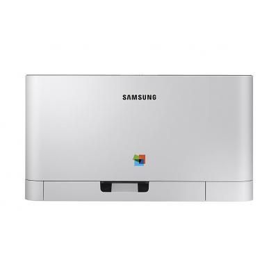 Samsung laserprinter: Xpress A4 Kleuren Laser Printer (18 ppm) C430W - Zwart, Cyaan, Magenta, Geel