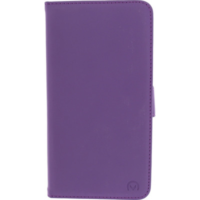 Mobilize Slim Wallet Book Case Apple iPhone 6 Plus Purple Mobile phone case - Paars