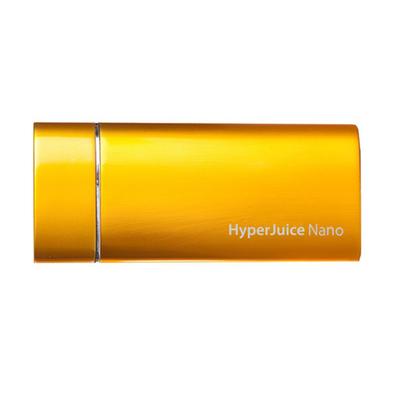HyperJuice 1800mAh Nano Powerbank - Geel