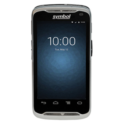 Zebra PDA: TC55 - Zwart, Zilver