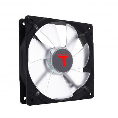 Riotoro FR120 120 mm LED Case Fan - Red Component