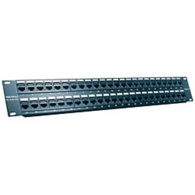 """Trendnet 48-Port CAT 5e RJ-45 UTP 19"""" Rack Mounts Patch panel"""