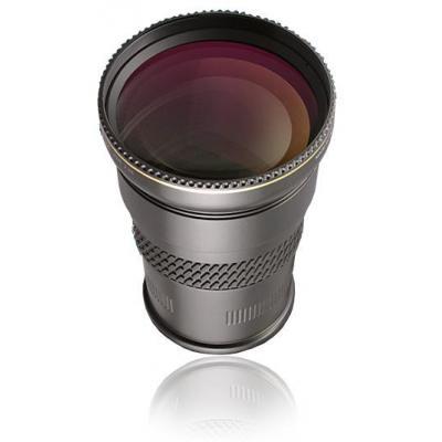 Raynox camera lens: DCR-2025PRO - Zwart