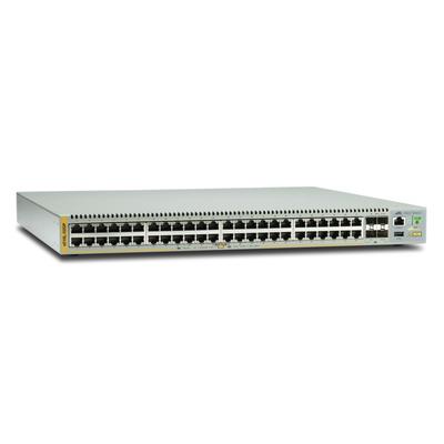 Allied Telesis AT-x510L-52GP-50 Switch - Grijs