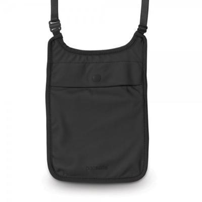 Pacsafe portemonnee: Coversafe S75 - Zwart