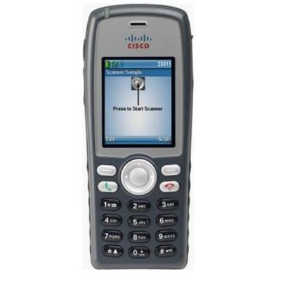 Cisco IP telefoon: 7926G - Zwart, Grijs