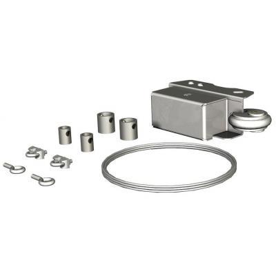 SmartMetals Anti-diefstalset Muur & plafond bevestigings accessoire - Grijs, Zilver