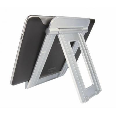 Newstar houder: De TABLET-DM20SILVER is een universele bureausteun voor een tablet - Zilver
