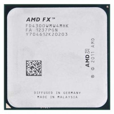 AMD FD4300WMW4MHK processor