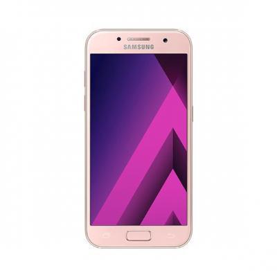 Samsung smartphone: Galaxy A3 (2017) - Roze 16GB