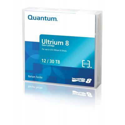 Quantum datatape: Ultrium 8 - Rood