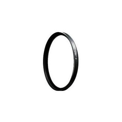 B+w camera filter: 52mm Clear MRC (007M) - Zwart, Transparant