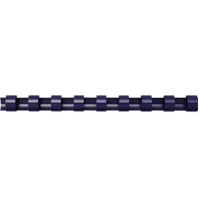 Fellowes Plastic bindrug 6mm inbinder - Blauw