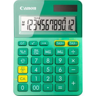 Canon LS-123K Calculator - Groen