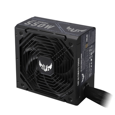 ASUS TUF-GAMING-550B Power supply unit - Zwart