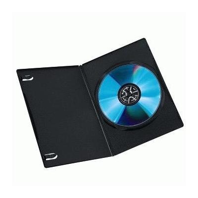 Hama : Dvd Slim Box Zwart 10 Pack