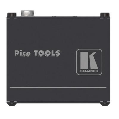 Kramer Electronics 4K UHD, 15m, 17.82 Gbit/s, 5V, 0.23A, 62.2x51.8x24.4mm, 100g, Black AV extender - .....