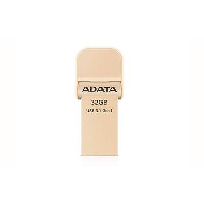 Adata USB flash drive: AI920 - Goud