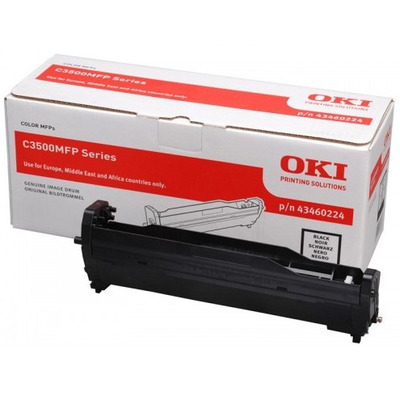 OKI drum: Black Image Drum for C3520/C3530 MFPs - Zwart