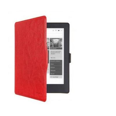 Gecko Waterproof Slimfit cover for Kobo Aura H2O (edition 2), Red E-book reader case - Rood
