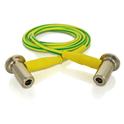Baaske Medical 2006240 Signaal kabel - Groen, Geel