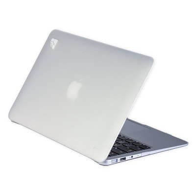 Gecko Covers Clip On Laptoptas - Wit