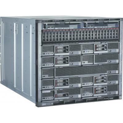 IBM Enterprise Chassis with 2x2500W PSU server