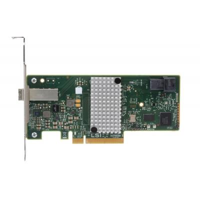 Intel raid controller: RAID Controller RS3FC044, Single