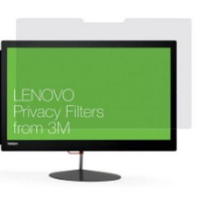 "Lenovo schermfilter: 35.56 cm (14"") , 80g, 567.3x357.6x0.3mm - Transparant"