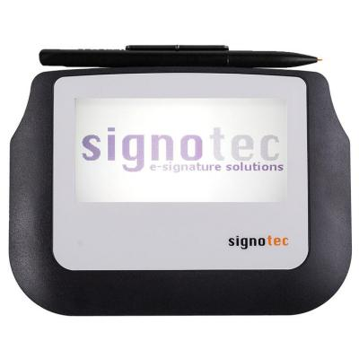 Signotec Sigma - Zwart